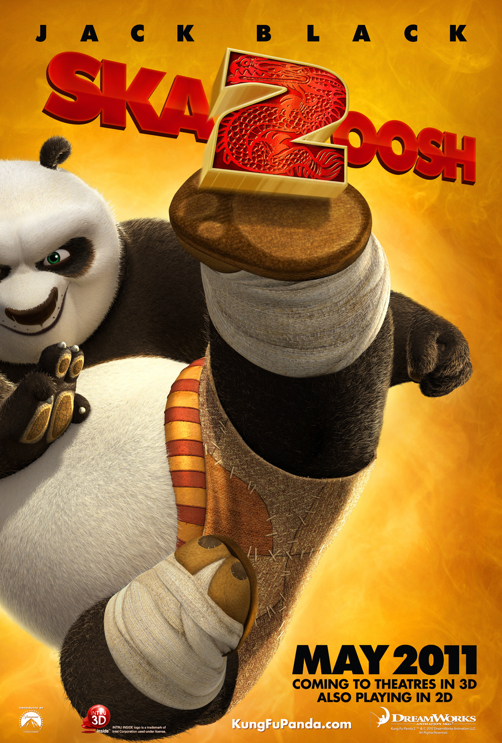 Kung Fu Panda 2 Half Assed Productions